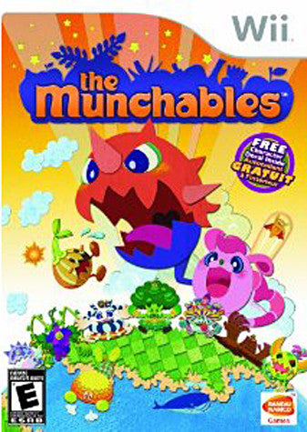 The Munchables (NINTENDO WII) NINTENDO WII Game