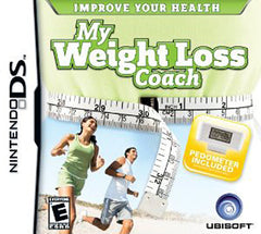 My Weight Loss Coach (Include Pedometer) (DS)