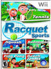 Racquet Sports (Bilingual Cover) (NINTENDO WII) NINTENDO WII Game