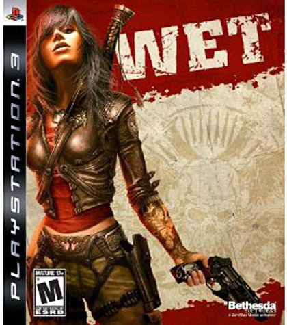 WET (PLAYSTATION3) PLAYSTATION3 Game