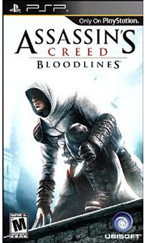 Assassin's Creed - Bloodlines (PSP) PSP Game