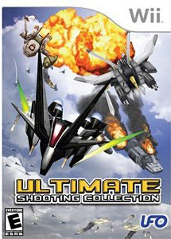 Ultimate Shooting Collection (NINTENDO WII) NINTENDO WII Game