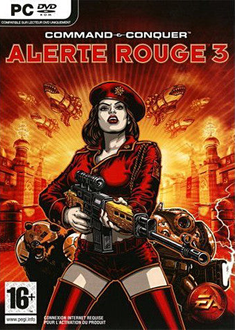 Command & Conquer - Alerte Rouge 3 (French Version Only) (PC) PC Game