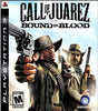 Call of Juarez - Bound in Blood (PLAYSTATION3) PLAYSTATION3 Game