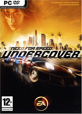 Need for Speed - Undercover (French Version Only) (PC) PC Game