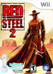 Red Steel 2 (With The MotionPlus) (NINTENDO WII)