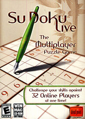 Sudoku Live - The Multiplayer Puzzle Game (Win / Mac) (PC)