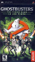 Ghostbusters - The Video Game (PSP)