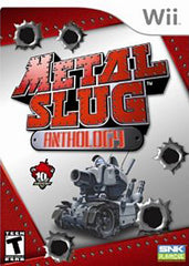 Metal Slug Anthology (NINTENDO WII)