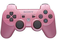 PlayStation 3 Dualshock 3 Wireless Controller - Candy Pink (Accessory) (PLAYSTATION3)