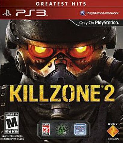 Killzone 2 (PLAYSTATION3) PLAYSTATION3 Game
