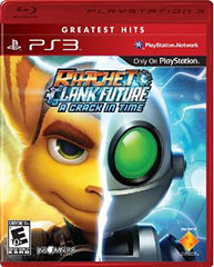 Ratchet & Clank Future - A Crack In Time (PLAYSTATION3)