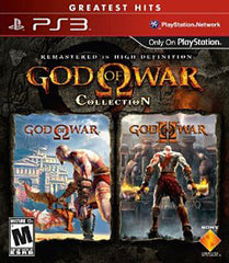 God Of War Collection (1 & 2) (PLAYSTATION3)