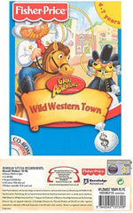 Fisher-Price - Great Adventures Wild Western Town (PC)