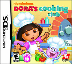 Dora the Explorer - Dora's Cooking Club (DS)