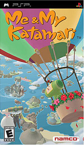 Me and My Katamari (PSP) PSP Game