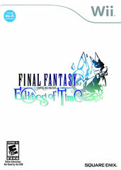 Final Fantasy Crystal Chronicles - Echoes of Time (NINTENDO WII)