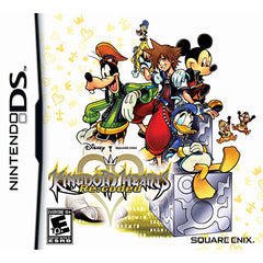 Kingdom Hearts - Re:coded (DS)