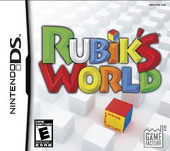 Rubik s World (Trilingual Cover) (DS)