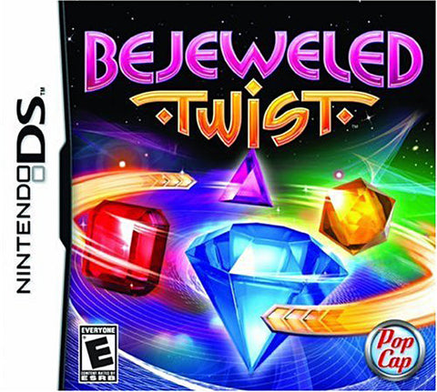 Bejeweled Twist (DS) DS Game