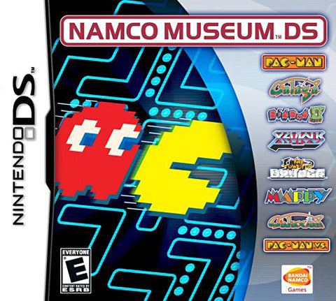 Namco Museum DS (DS) DS Game