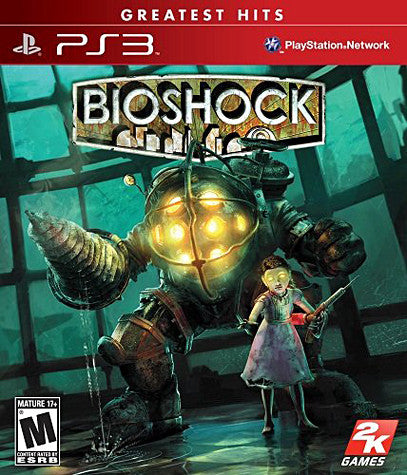 BioShock (PLAYSTATION3) PLAYSTATION3 Game