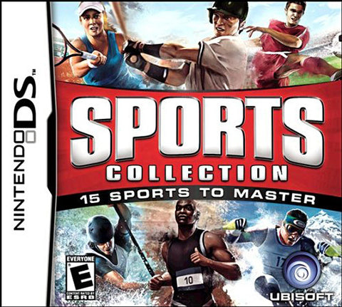 Sports Collection - 15 Sports to Master (DS) DS Game
