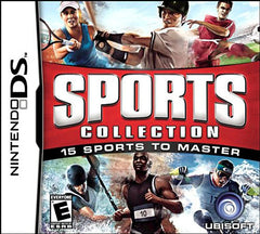 Sports Collection - 15 Sports to Master (DS)