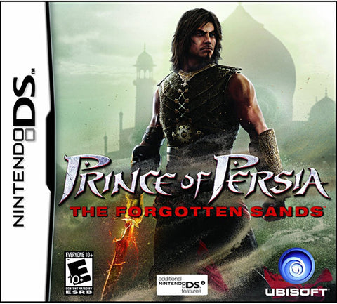 Prince of Persia - The Forgotten Sands (DS) DS Game