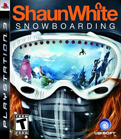 Shaun White Snowboarding (PLAYSTATION3) PLAYSTATION3 Game