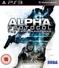 Alpha Protocol (PLAYSTATION3)