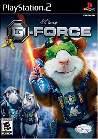 Disney - G-Force (PLAYSTATION2) PLAYSTATION2 Game