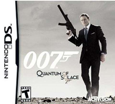 007 - Quantum of Solace (DS) DS Game