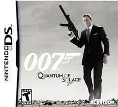 007 - Quantum of Solace (DS)