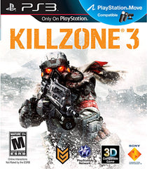 Killzone 3 (Playstation Move) (Bilingual Cover) (PLAYSTATION3)