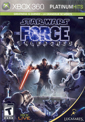 Star Wars - The Force Unleashed (Bilingual Cover) (XBOX360)