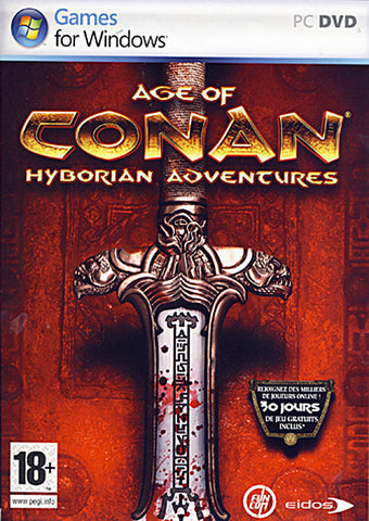 Age of Conan - Hyborian Adventures (French Version Only) (PC) PC Game