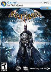 Batman - Arkham Asylum (French Version Only) (PC)