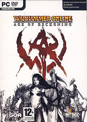 Warhammer Online - Age of Reckoning (French Version Only) (PC) PC Game