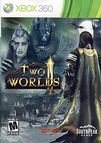 Two Worlds 2 (Bilingual Cover) (XBOX360) XBOX360 Game