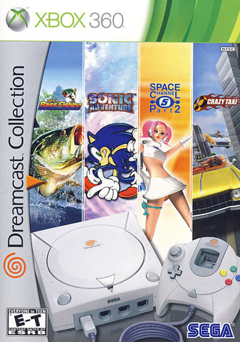 Dreamcast Collection (XBOX360) XBOX360 Game