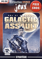 Galactic Assault (French Version Only) (PC)