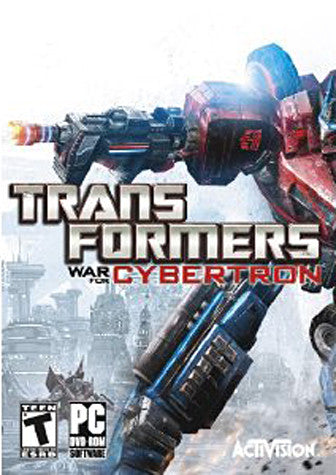 Transformers - War for Cybertron (PC) PC Game