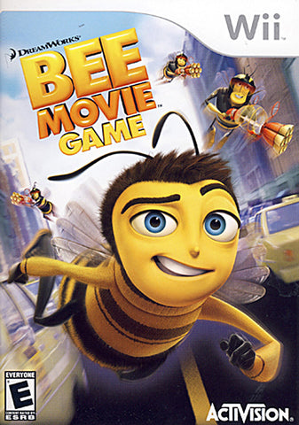 Bee Movie Game (NINTENDO WII) NINTENDO WII Game
