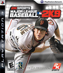Major League Baseball 2K9 (PLAYSTATION3)