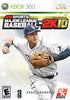 Major League Baseball 2K10 (XBOX360) XBOX360 Game