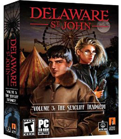 Delaware St John - Volume 3: The Seacliff Tragedy (PC) PC Game