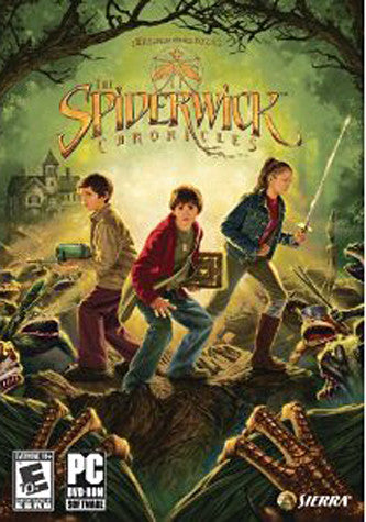 The Spiderwick Chronicles (PC) PC Game