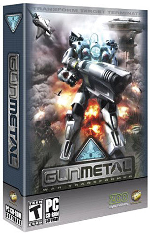 Gun Metal - War Transformed (Limit 1 copy per client) (PC) PC Game