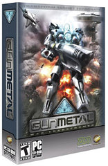 Gun Metal - War Transformed (Limit 1 copy per client) (PC)